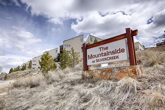 96 Mountainside Drive #43, Granby, CO 80446 (MLS #18-1516) :: The Real Estate Company