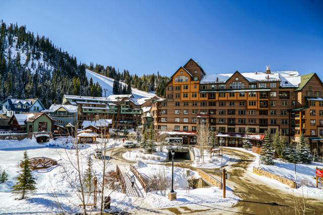 201 Zephyr Way #2702, Winter Park, CO 80482 (MLS #18-1574) :: The Real Estate Company