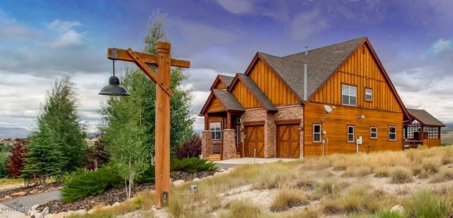 873 Saddle Ridge, Granby, CO 80446 (MLS #18-1580) :: The Real Estate Company