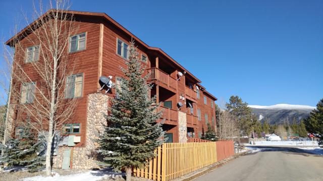205 Bella Vista Ct #107, Grand Lake, CO 80447 (MLS #18-1582) :: The Real Estate Company