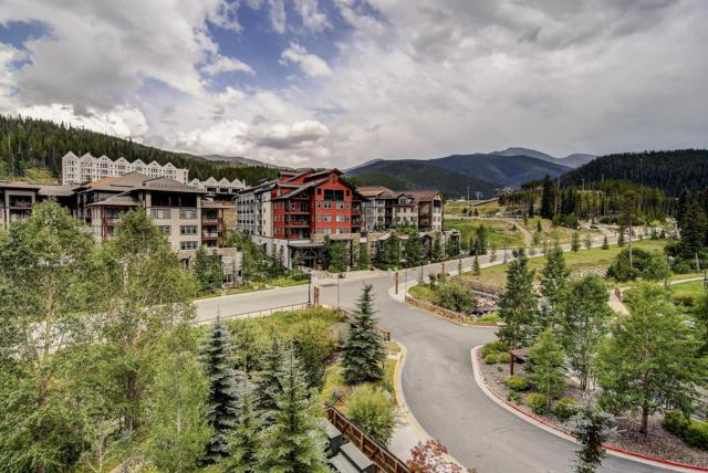 670 Winter Park 3622/3624, Winter Park, CO 80482 (MLS #18-1585) :: The Real Estate Company