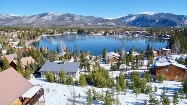804 County Rd 494, Grand Lake, CO 80447 (MLS #18-1618) :: The Real Estate Company