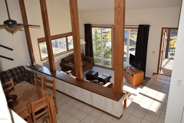 96 Mountainside Drive C-98, Granby, CO 80446 (MLS #18-1619) :: The Real Estate Company