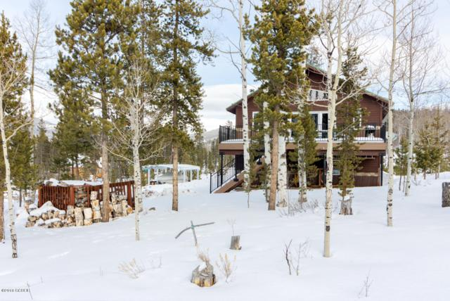 4698 County Rd 41, Granby, CO 80446 (MLS #18-1689) :: The Real Estate Company