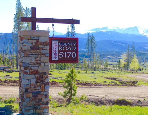 1215 Gcr 5170 / Narnia Way, Tabernash, CO 80478 (MLS #18-1703) :: The Real Estate Company