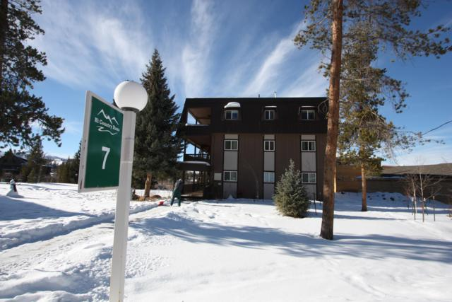 507 Hi Country Dr Bldg 7 Unit 7-8, Winter Park, CO 80482 (MLS #18-1712) :: The Real Estate Company