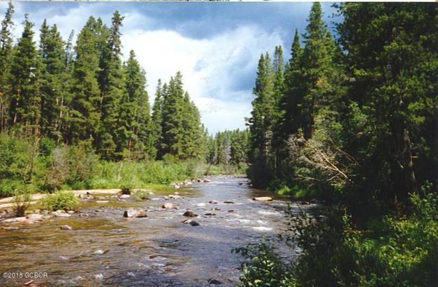 632 Gcr 464, Grand Lake, CO 80447 (MLS #18-204) :: The Real Estate Company