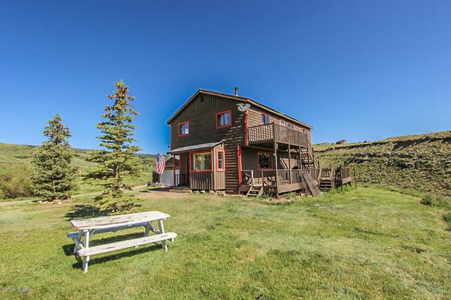 383 Gcr 192, Kremmling, CO 80459 (MLS #19-1035) :: The Real Estate Company