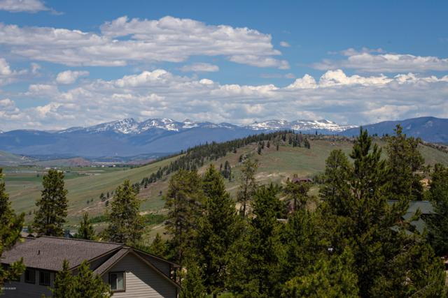 135 Gcr 8980 Road, Granby, CO 80446 (MLS #19-1038) :: The Real Estate Company