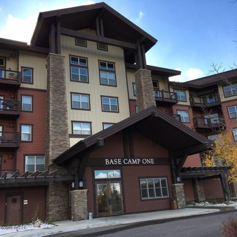300 Base Camp Circle #214, Granby, CO 80446 (MLS #19-1113) :: The Real Estate Company