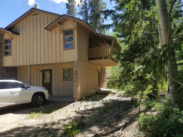 807 Vasquez #5, Winter Park, CO 80482 (MLS #19-1130) :: The Real Estate Company
