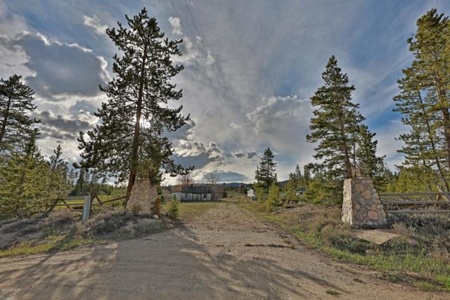 10651 Us Hwy 34, Grand Lake, CO 80447 (MLS #19-1143) :: The Real Estate Company