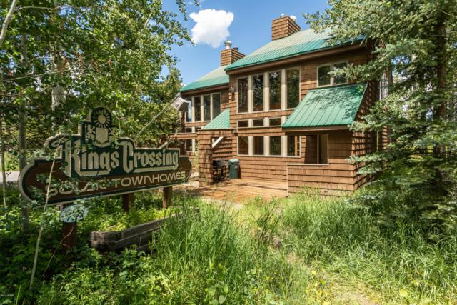 151 Kings Crossing Road Bldg 7 Unit 1, Winter Park, CO 80482 (MLS #19-1156) :: The Real Estate Company