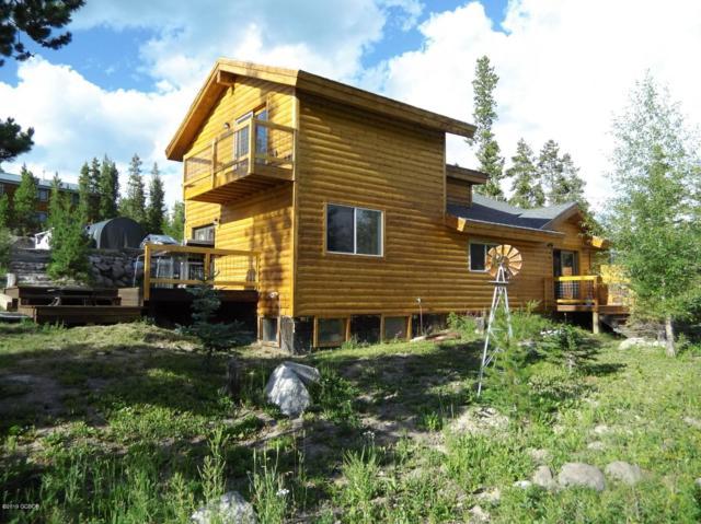 233 Gcr 480, Grand Lake, CO 80447 (MLS #19-1165) :: The Real Estate Company