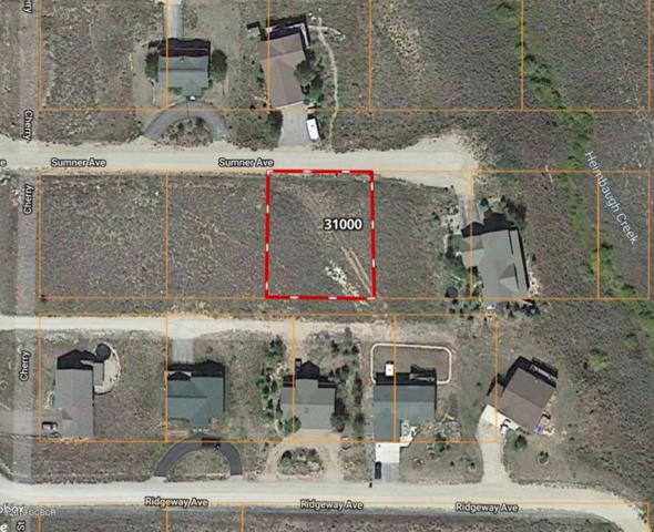 TBD E Sumner, Hot Sulphur Springs, CO 80451 (MLS #19-1191) :: The Real Estate Company
