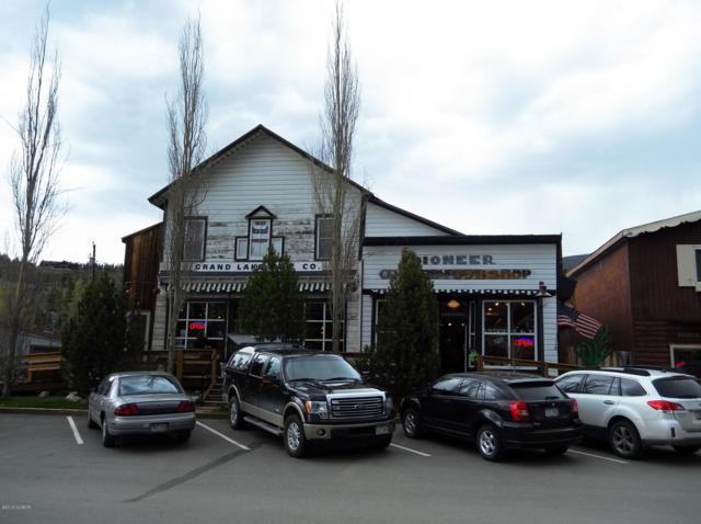 907 Grand Avenue Manna Thrift An, Grand Lake, CO 80447 (MLS #19-1193) :: The Real Estate Company