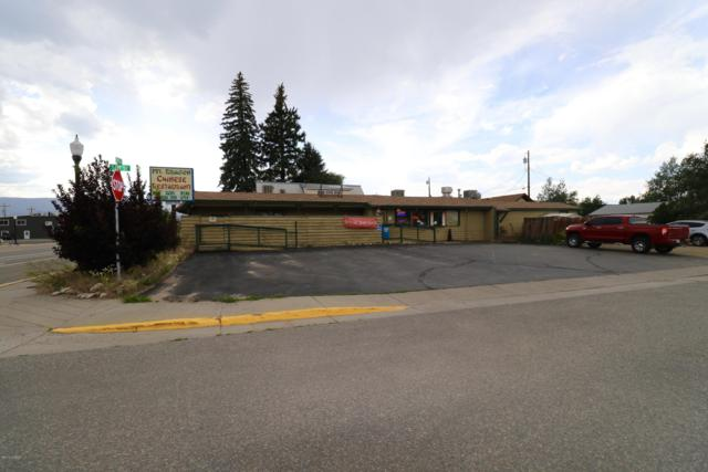 413 Us Hwy 40, Kremmling, CO 80459 (MLS #19-1198) :: The Real Estate Company