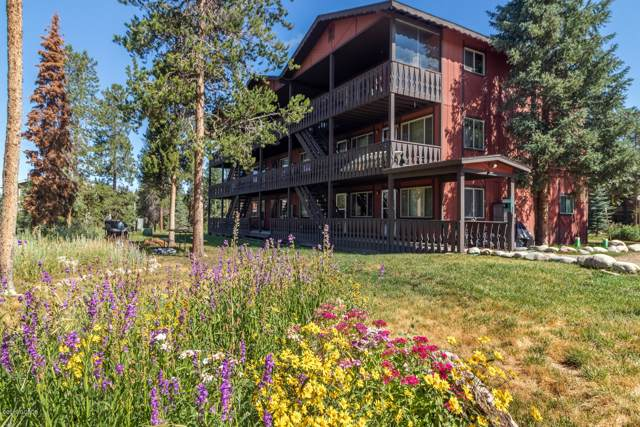 411 Hi Country Drive #409, Winter Park, CO 80482 (MLS #19-1266) :: The Real Estate Company