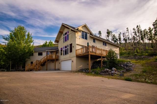 2500 Gcr 54, Granby, CO 80446 (MLS #19-1276) :: The Real Estate Company