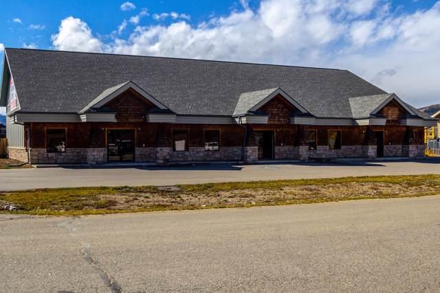21 Ten Mile Drive B, Granby, CO 80446 (MLS #19-1277) :: The Real Estate Company