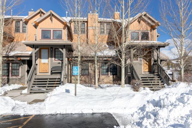 3205 Blue Sky Trail 3-205, Granby, CO 80446 (MLS #19-128) :: The Real Estate Company