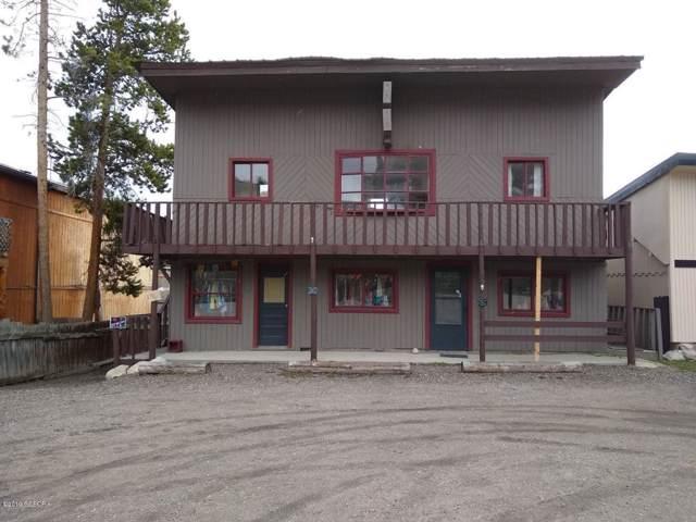 412 Grand Avenue, Grand Lake, CO 80447 (MLS #19-1292) :: The Real Estate Company