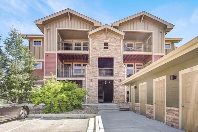 156 Village D-204, Granby, CO 80446 (MLS #19-1294) :: The Real Estate Company