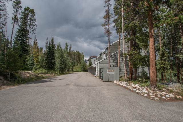 101 Sundance Court A-11, Winter Park, CO 80482 (MLS #19-1306) :: The Real Estate Company