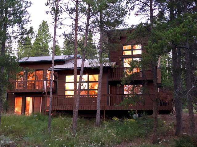 287 County Rd 856, Tabernash, CO 80478 (MLS #19-1308) :: The Real Estate Company