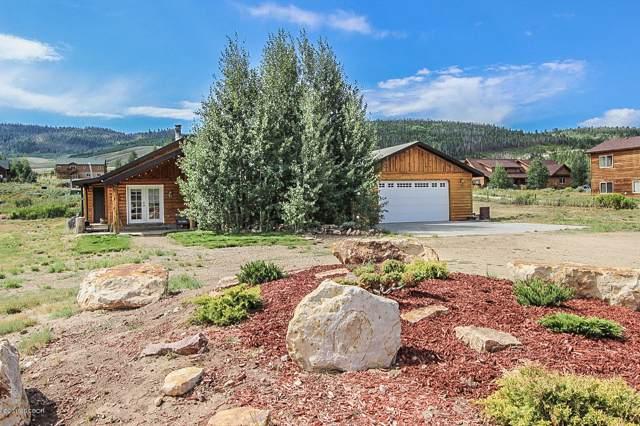 610 Gcr 55, Hot Sulphur Springs, CO 80451 (MLS #19-1313) :: The Real Estate Company
