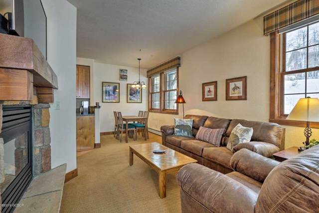 5101 Northstar 5-101, Granby, CO 80446 (MLS #19-1316) :: The Real Estate Company