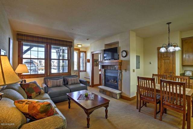 5103 Northstar 5-103, Granby, CO 80446 (MLS #19-1317) :: The Real Estate Company