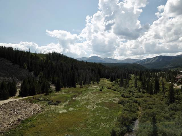 TBD Ski Idlewild Road Tract G, Winter Park, CO 80482 (MLS #19-1330) :: The Real Estate Company