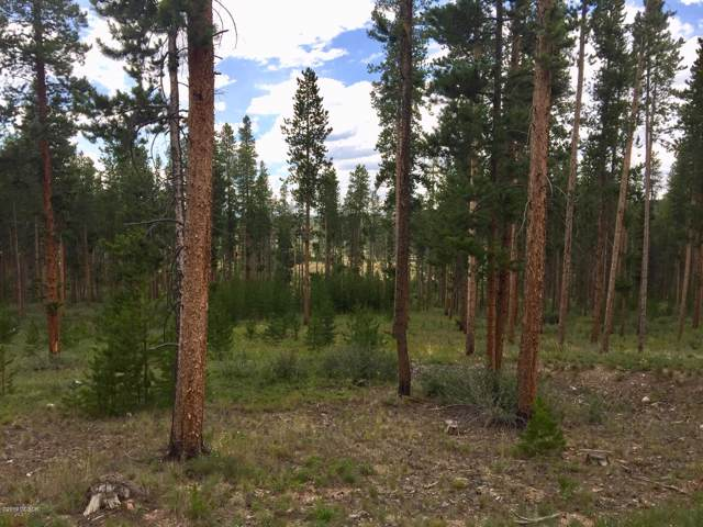 1898 Gcr 519, Tabernash, CO 80478 (MLS #19-1360) :: The Real Estate Company