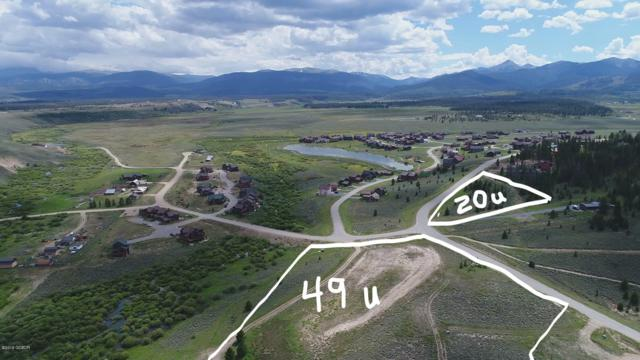 2000 County Road 5143, Tabernash, CO 80478 (MLS #19-137) :: The Real Estate Company