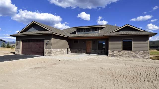 1771 Wildhorse Drive, Granby, CO 80446 (MLS #19-1390) :: The Real Estate Company