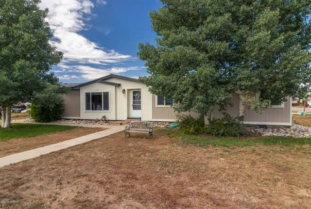 845 4th Street, Granby, CO 80446 (MLS #19-1401) :: The Real Estate Company