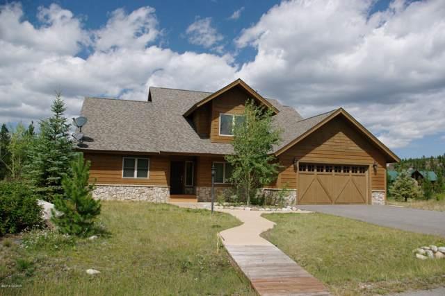 180 Gcr 662, Grand Lake, CO 80447 (MLS #19-1415) :: The Real Estate Company