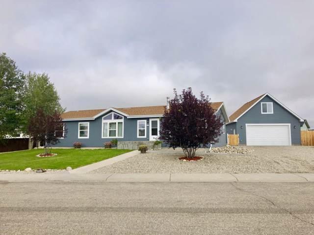 505 E Aspen Drive, Granby, CO 80446 (MLS #19-1424) :: The Real Estate Company