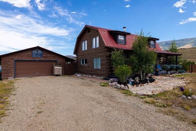 176 Gcr 100, Kremmling, CO 80459 (MLS #19-1427) :: The Real Estate Company