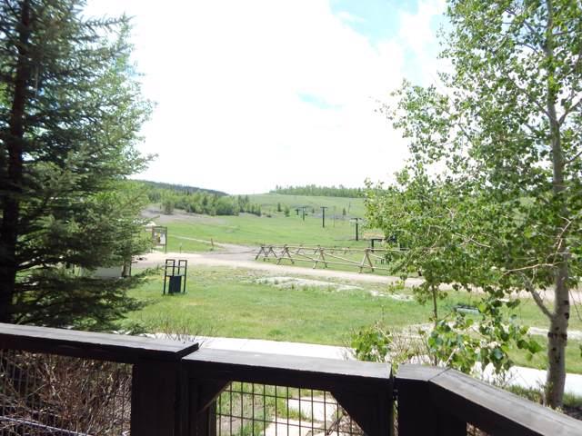 300 Base Camp Circle #111, Granby, CO 80446 (MLS #19-1433) :: The Real Estate Company
