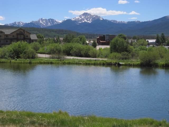 116 Waterside Dr B-102, Fraser, CO 80442 (MLS #19-1436) :: The Real Estate Company