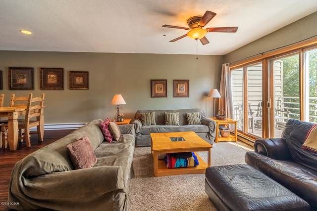79050 Us Hwy 40 A-302, Winter Park, CO 80482 (MLS #19-1447) :: The Real Estate Company