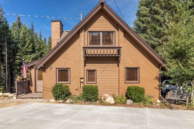 145 Arapaho Road #101, Winter Park, CO 80482 (MLS #19-1448) :: The Real Estate Company