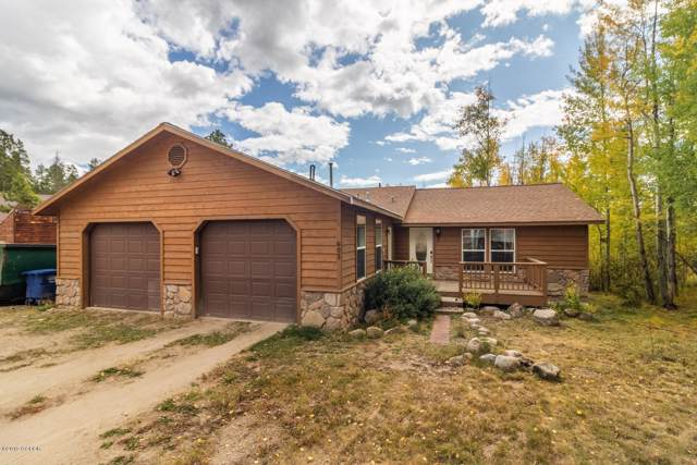 603 Gcr 4634, Grand Lake, CO 80447 (MLS #19-1496) :: The Real Estate Company