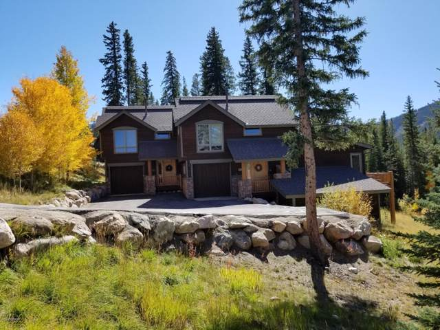 103 Antler Way, Winter Park, CO 80482 (MLS #19-1512) :: The Real Estate Company