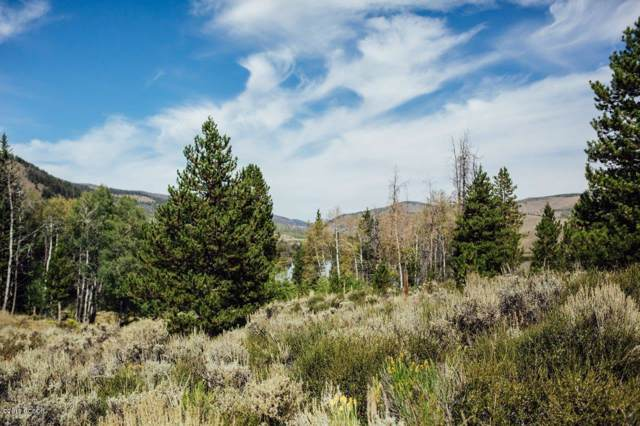5276 Csh 125, Granby, CO 80446 (MLS #19-1516) :: The Real Estate Company