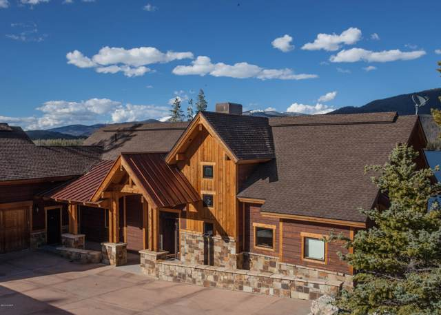 720 County Rd 66, Grand Lake, CO 80447 (MLS #19-1523) :: The Real Estate Company