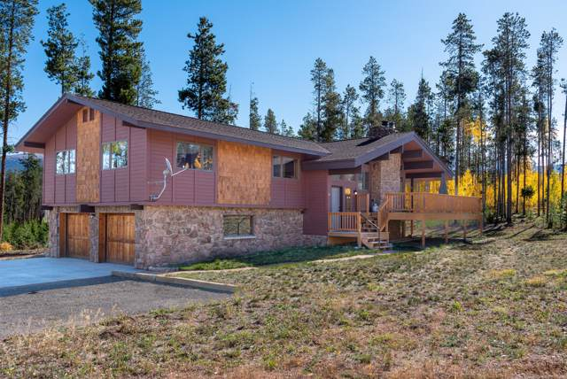 682 Forest, Winter Park, CO 80482 (MLS #19-1552) :: The Real Estate Company