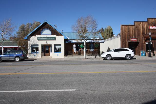 441 Agate, Granby, CO 80446 (MLS #19-1564) :: The Real Estate Company